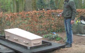 Afstandsbediening Begraaftoesel Met Looprooster