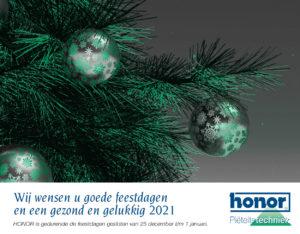 HappyNewYear HONOR Pieteit 2020 2021