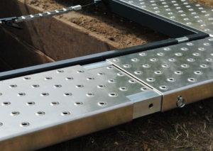 INNO-2000-begraaftoestel-breedte-instelbaar-detail