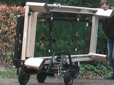 Lift Transportwagen NOVUM® XV Rijden