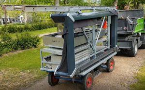 Materiaalwagen NOVUM XV