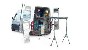 Servicebus keuring en onderhoud